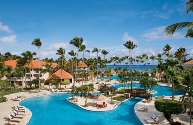 фото отеля Dreams Palm Beach Punta Cana изображение №1