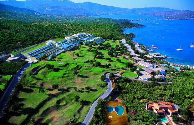 фото отеля Porto Elounda Golf & Spa Resort (ex. Porto Elounda De Luxe Resort) изображение №1