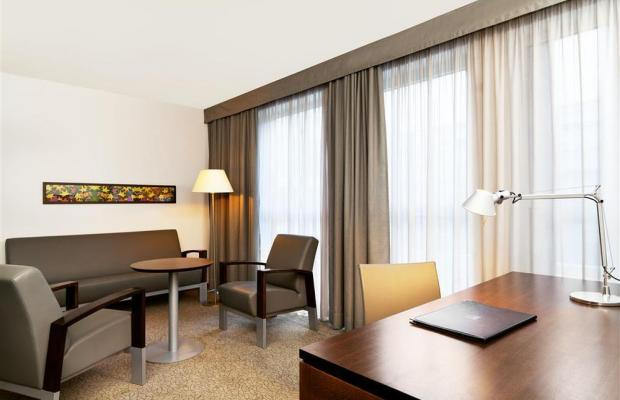 фотографии отеля Four Points by Sheraton Bolzano изображение №3