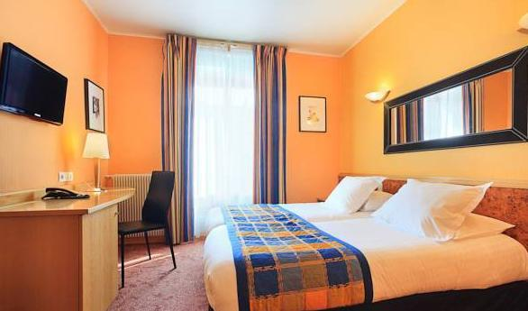 фотографии Quality Hotel Paris Orleans изображение №4