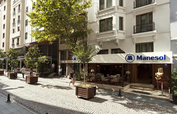 фото Manesol Boutique Taksim (ex. Taksim Park City) изображение №2