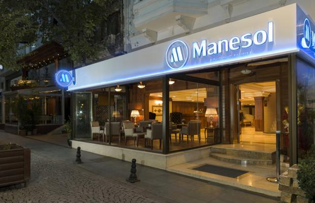 фотографии Manesol Boutique Taksim (ex. Taksim Park City) изображение №16