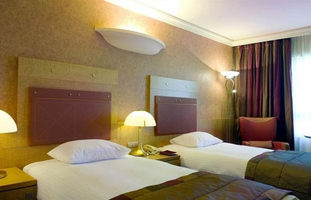 фото отеля Holiday Inn Athens-Attica Avenue изображение №29