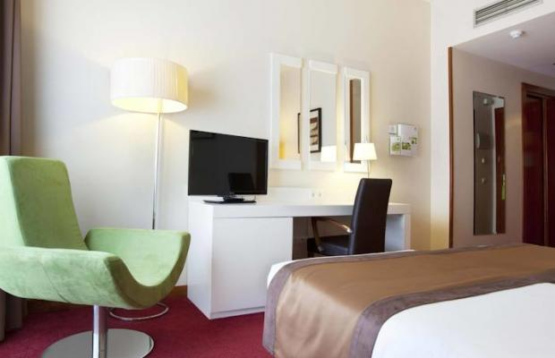 фотографии отеля Holiday Inn Madrid Calle Alcala (ex. Velada Madrid) изображение №23
