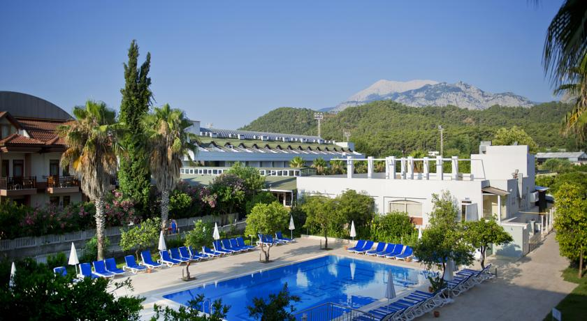 Armas Gul Beach (ex. Otium Gul Beach Resort; Palmariva Club Gul Beach; Grand Gul Beach), 4*, Кемер