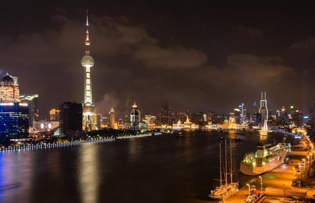фотографии Banyan Tree Shanghai On The Bund изображение №32