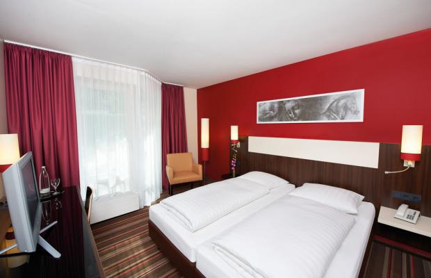 фотографии отеля Leonardo Hotel Munchen City West изображение №7