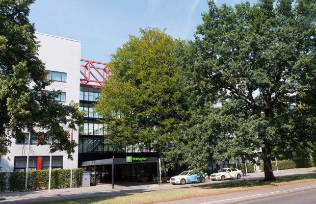 фото отеля Holiday Inn Berlin City-West изображение №29