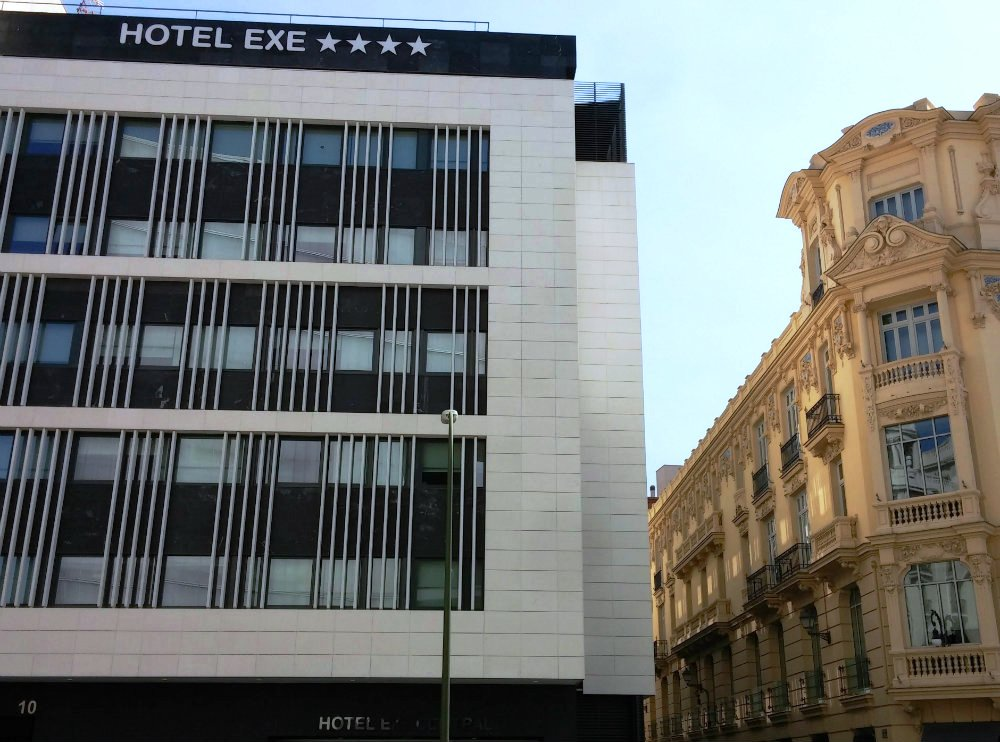 Exe Central, 4*, Мадрид exe suites 33 3 мадрид