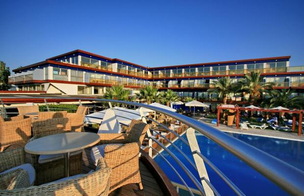 фотографии отеля Aegean Breeze Resort (ex.Medblue Fanes Holiday Village First Class; Nautica Blue) изображение №11