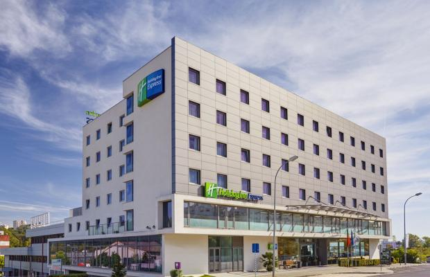 фото отеля Holiday Inn Express Lisbon - Alfragide изображение №1