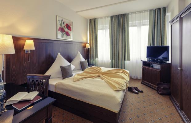 фотографии отеля Mercure Hotel Kaiserhof Frankfurt City Center изображение №11