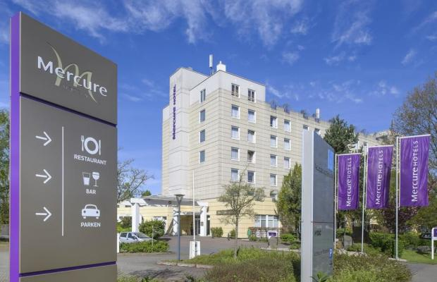 фото отеля Mercure Hotel Hannover Oldenburger Allee (ех. Park Inn Hannover) изображение №1