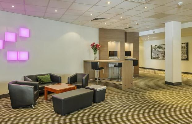 фотографии Mercure Hotel Hannover Oldenburger Allee (ех. Park Inn Hannover) изображение №4