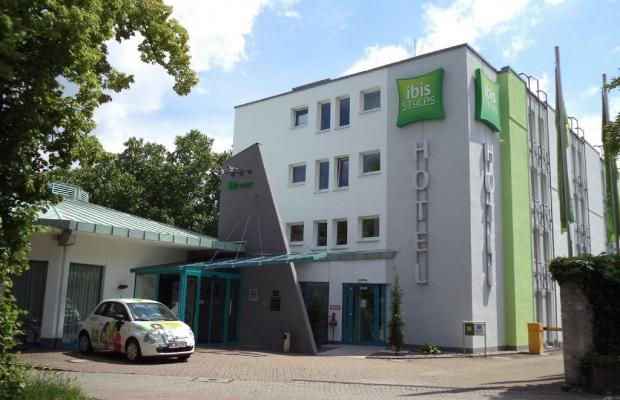 фото отеля Ibis Styles Speyer (ex. InterCityHotel Speyer) изображение №1
