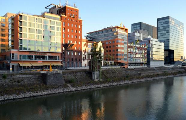 фотографии Courtyard by Marriott Duesseldorf Hafen изображение №24