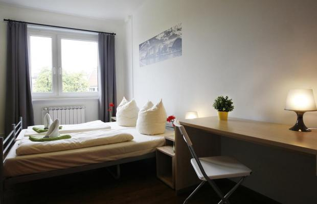 фотографии отеля Happy Bed Hostel - Hallesches Ufer (ex. Meininger Berlin Hallesches Ufer) изображение №31