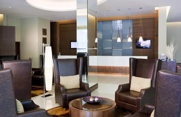 фото Suite Novotel Mall Of The Emirates (ex. Suite Hotel Mall of the Emirates) изображение №42