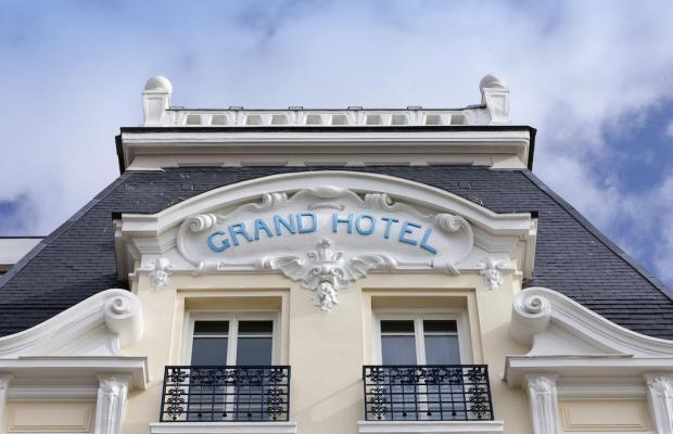 фото Le Grand Hotel Cabourg MGallery by Sofitel изображение №30