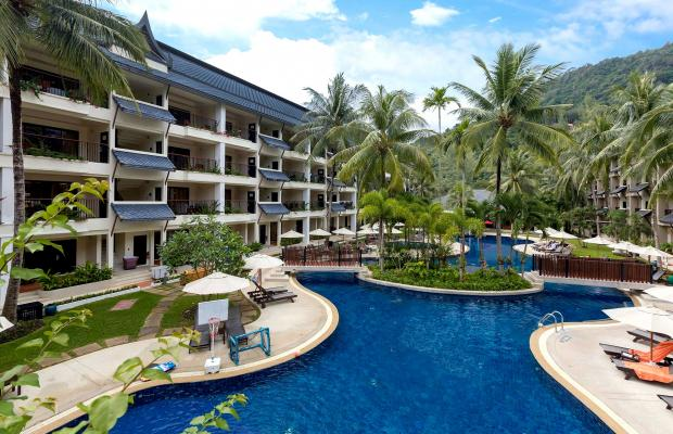 фото отеля Swissotel Resort Phuket (ex. Courtyard by Marriott Phuket at Kamala Beach; Kamala Bay Garden Resort) изображение №1
