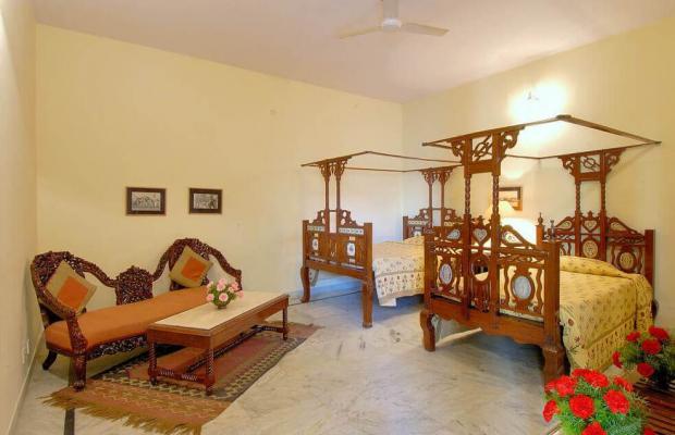 фотографии отеля Mandawa Haveli изображение №27