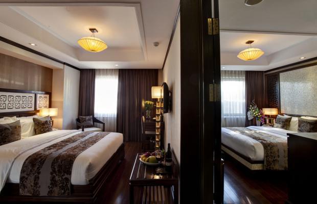 фотографии отеля Golden Lotus Luxury Hotel изображение №11