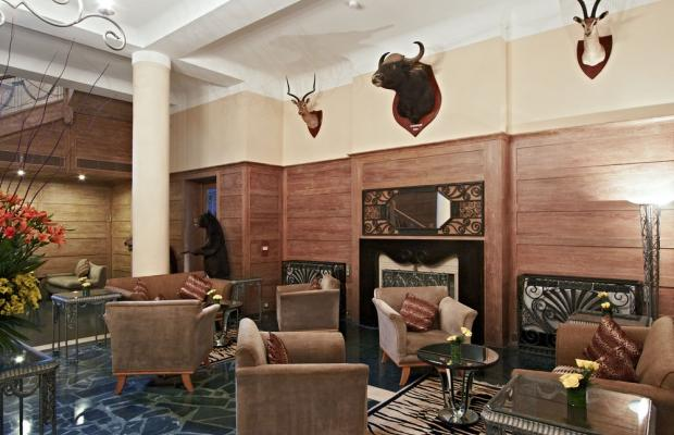 фотографии отеля The Gateway Hotel Ramgarh Lodge изображение №39