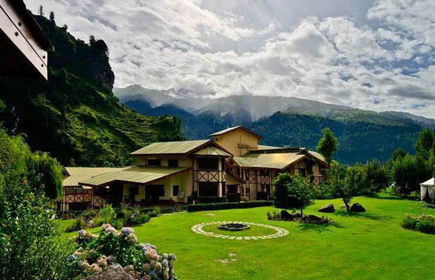 фото отеля Solang Valley Resort изображение №1