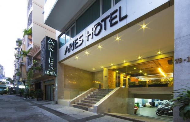 фото Aries Hotel изображение №14