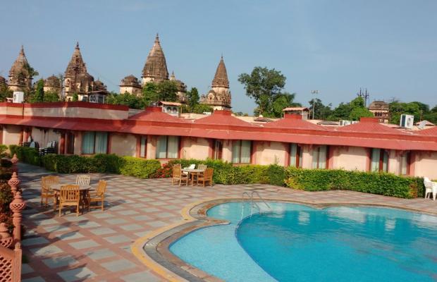 фотографии отеля The Orchha Resort изображение №7