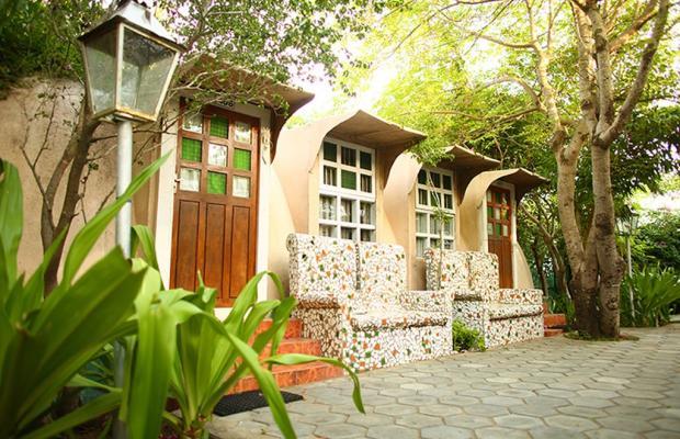 фотографии отеля INDeco Mahabalipuram изображение №7