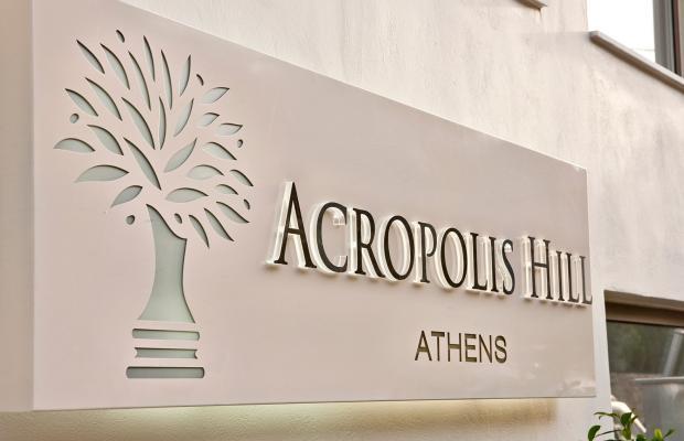 фотографии отеля Acropolis Hill изображение №7