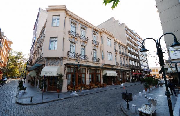 фото отеля The Bristol Hotel изображение №1