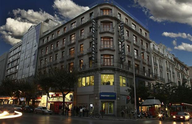 фотографии Le Palace Art Hotel изображение №8