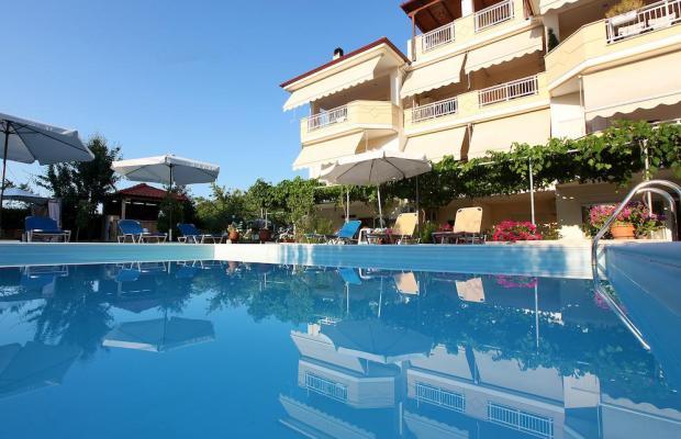 фотографии отеля Apartments G&T (ех. Villa Thassos Paradise) изображение №7
