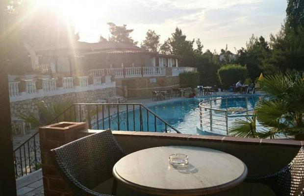 фотографии отеля Kassandra Bay Hotel изображение №3