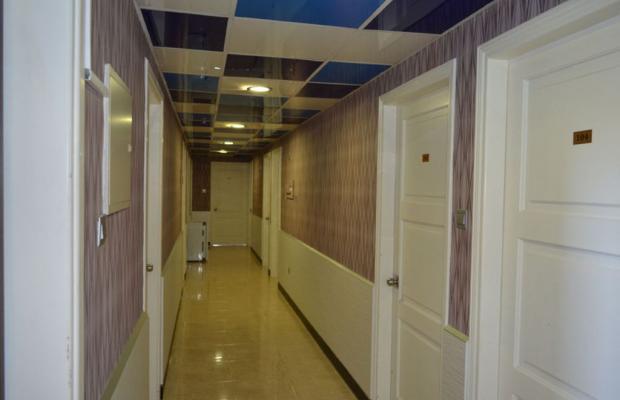 фотографии отеля Vergi City Hotel изображение №7