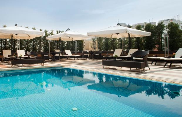 фото отеля Crowne Plaza Athens City Centre изображение №1