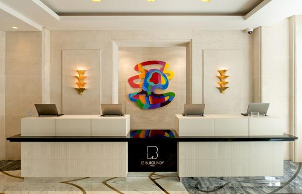фото отеля Le Burgundy изображение №61