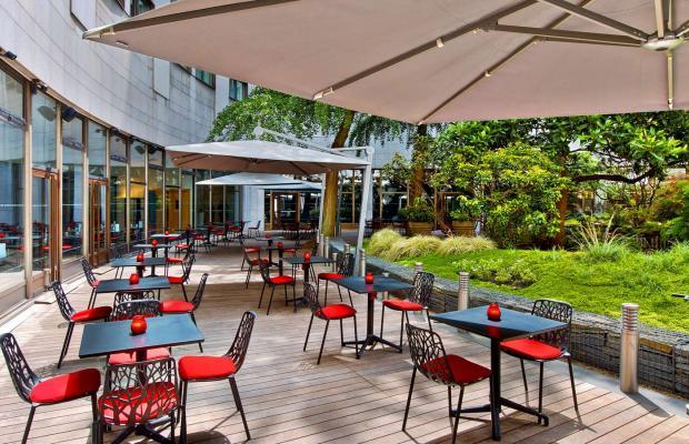 фотографии отеля Le Meridien Etoile изображение №47