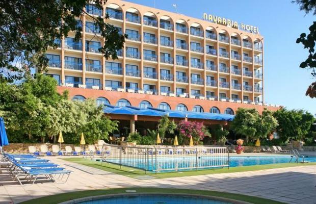 фотографии отеля Navarria Hotel изображение №15