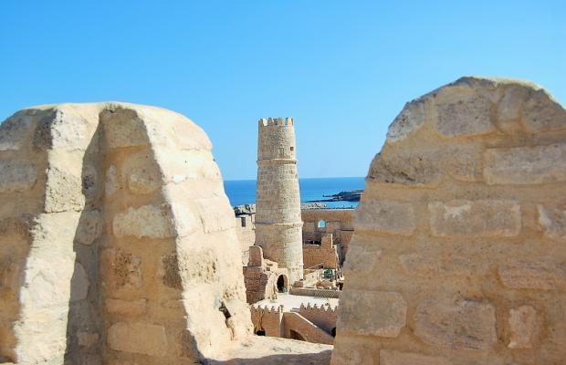 фотографии отеля Abou Nawas Monastir изображение №11
