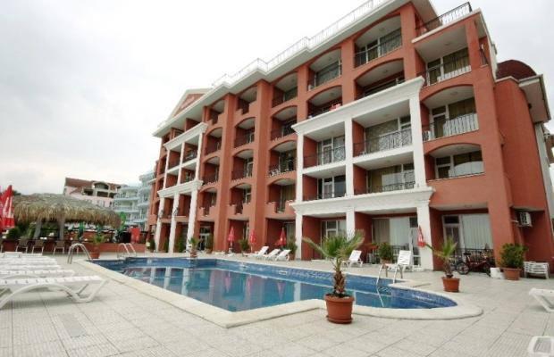 фото отеля Carina Beach Aparthotel (Карина Бич) изображение №1