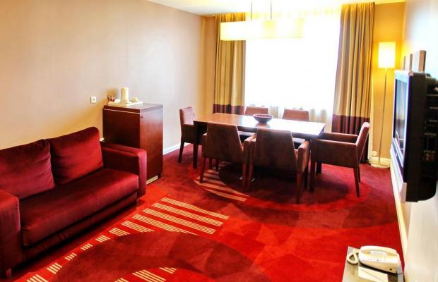 фотографии отеля Holiday Inn Sofia изображение №7