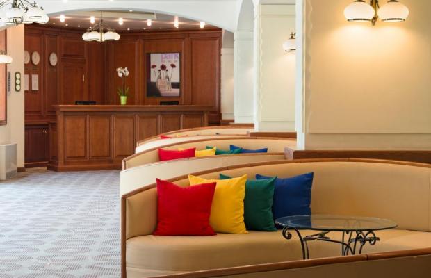 фотографии отеля Park Inn by Radisson Sofia (ex. Greenville Hotel) изображение №7