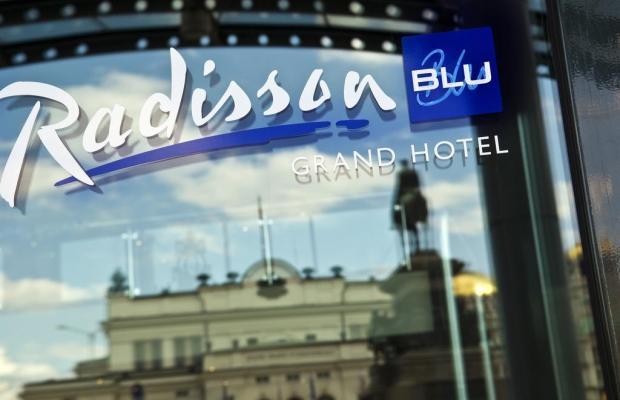 фотографии Radisson Blu Grand Hotel (ex. Radisson Sas Grand) изображение №32