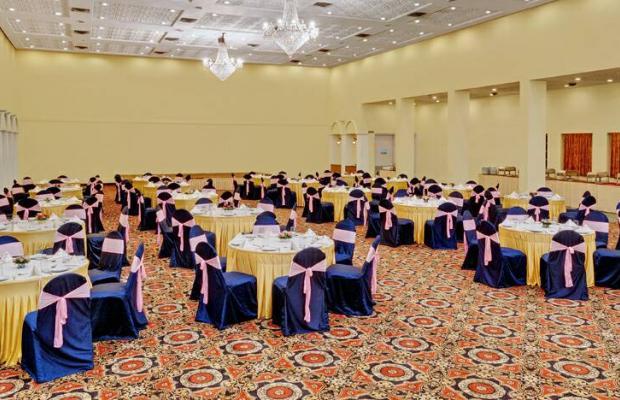 фотографии отеля Ambassador Pallava изображение №19