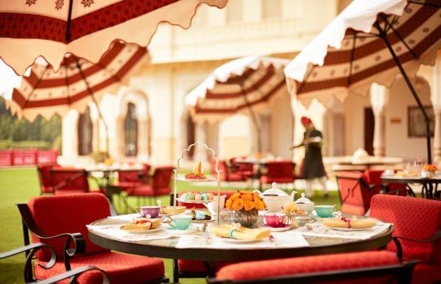 фотографии отеля Taj Rambagh Palace (ex. Ram Bagh Palace) изображение №79
