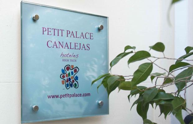 фотографии Petit Palace Canalejas изображение №4