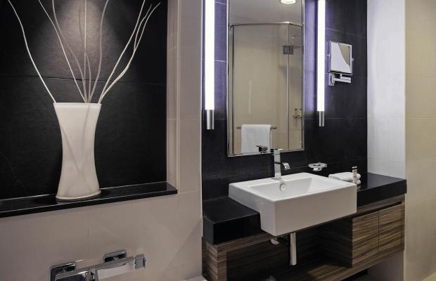 фотографии отеля Pullman Dubai Jumeirah Lakes Towers Hotel and Residence изображение №15